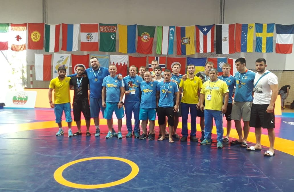 Українці завоювали 8 медалей Гран-Прі Іспанії (греко-римська боротьба)