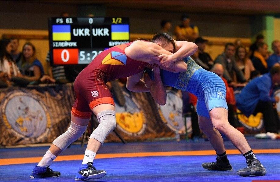 Чемпіонат України – хайлайти