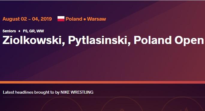 Турніри Зіолковського, Питлясинського та Open Poland – ВІДЕО ТА РЕЗУЛЬТАТИ