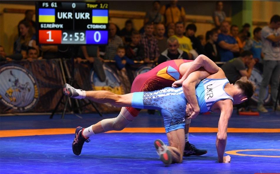 У Франківську відбулись головні змагання країни