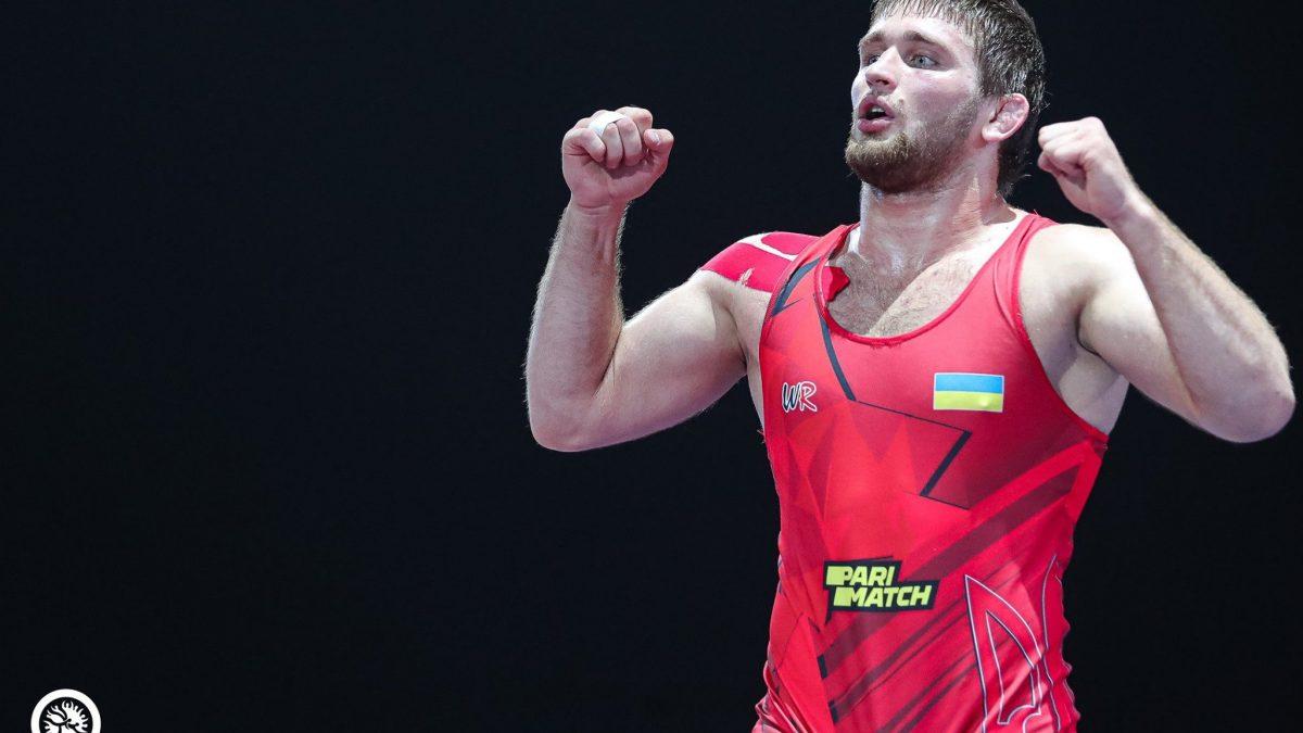 Дмитро Васецький – бронзовий призер ЧС серед юніорів!