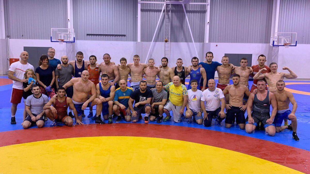 Вільники тренуються на Балтиці