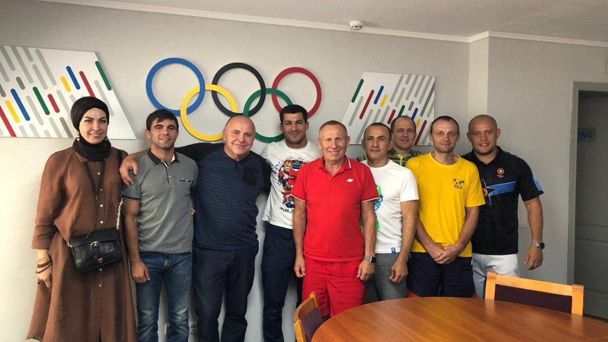 В Конча-Заспі відбувся цікавий тренінг для тренерського штабу
