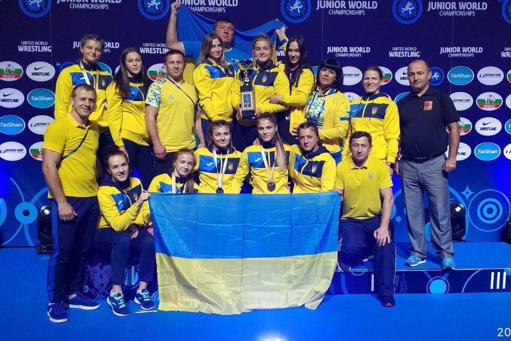 Україна в трійці сильніших команд світу!