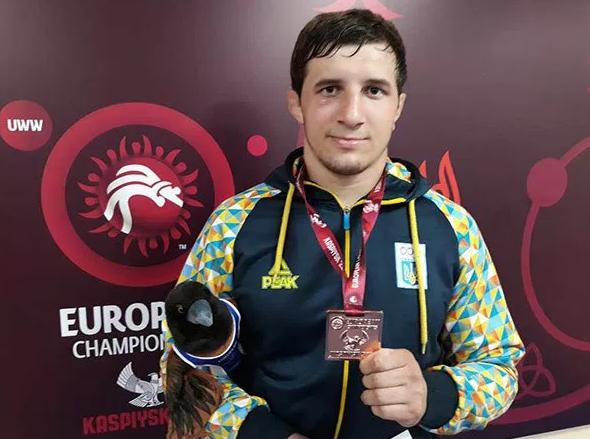 Вітаємо Кирила Мєшкова!
