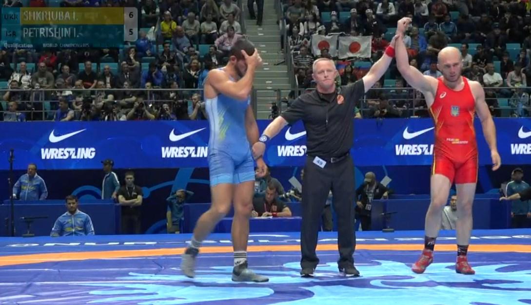 Підсумки першого дня Чемпіонату Світу з греко-римської боротьби (55, 63, 72, 82 кг)