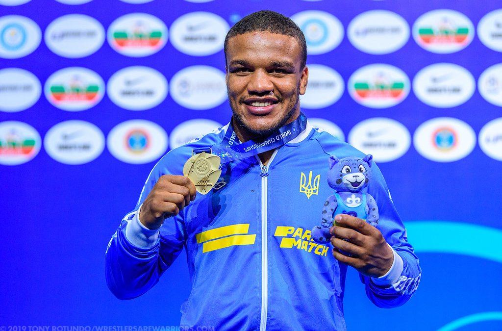 Жан Беленюк – перший дворазовий чемпіон світу в незалежній Україні