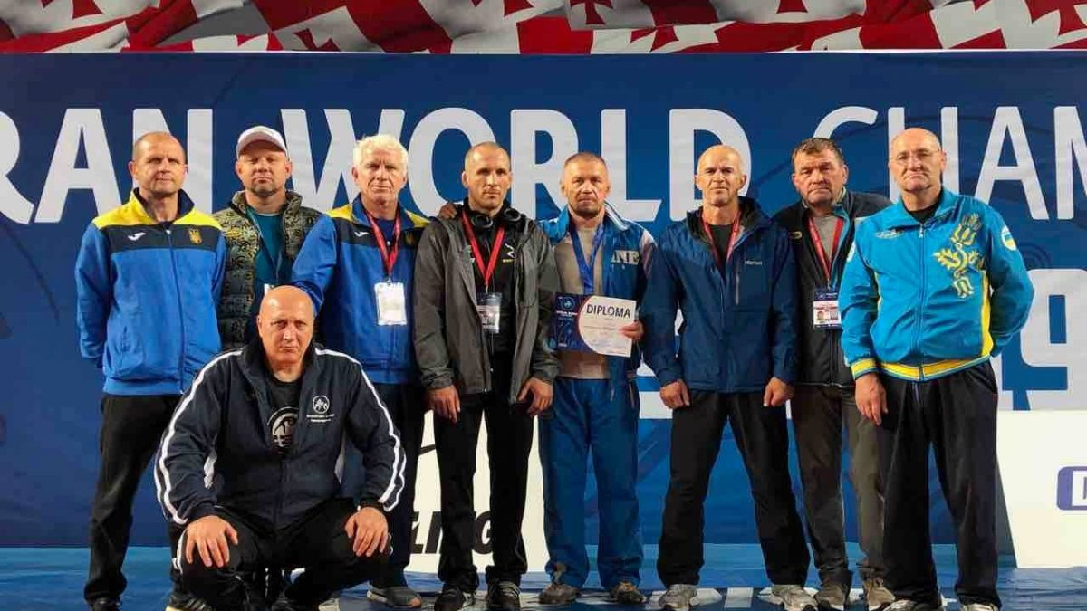 Віктор Синявський – віце-чемпіон світу!