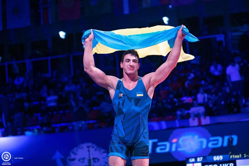 Семен Новіков – чемпіон Світу U-23!