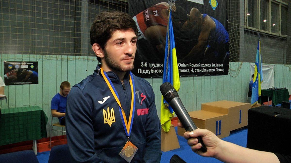 """Ерік Арушанян: """"Планів багато і потрібно працювати, аби все реалізувати"""""""