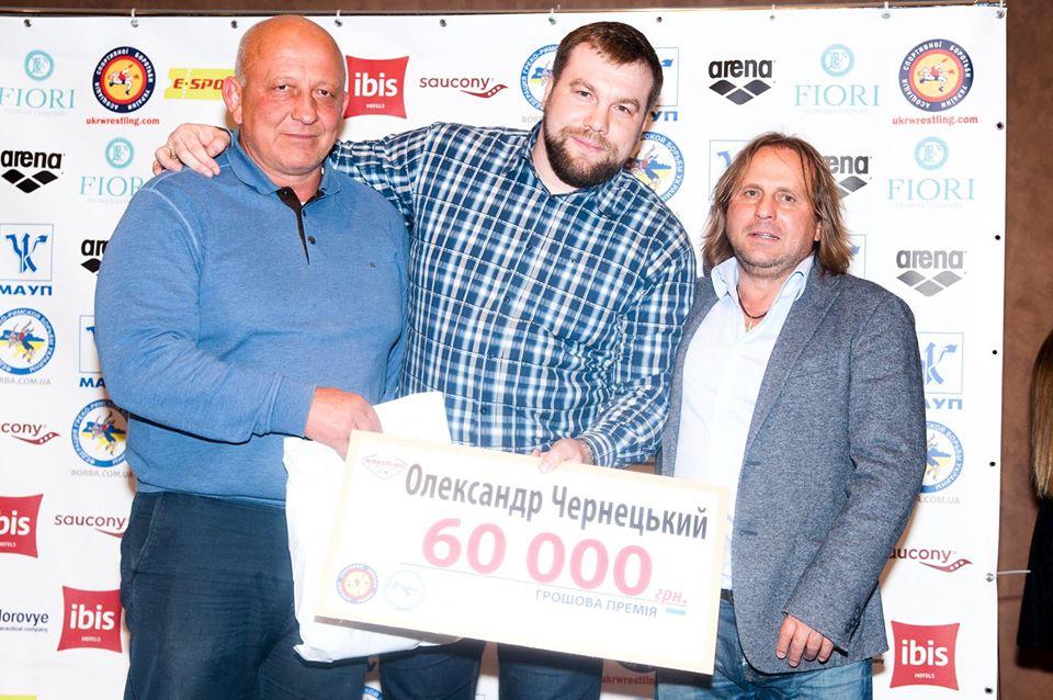Вітаємо Олега Кравченка!
