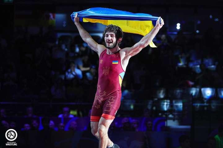 Вітаємо Еріка Арушаняна!
