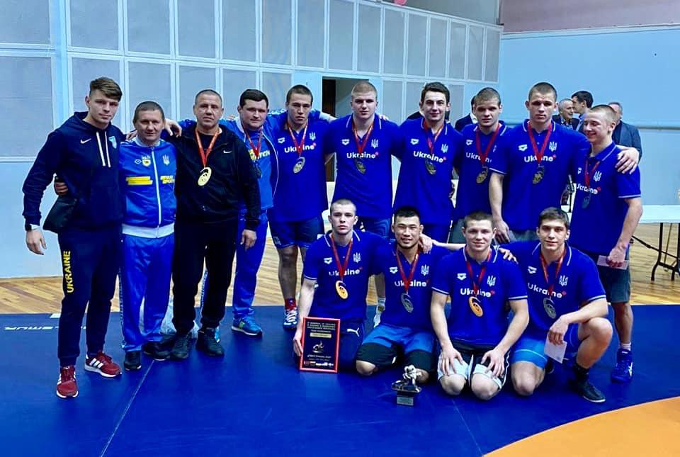 Молодіжна збірна розпочала рік з перемоги на міжнародному турнірі!