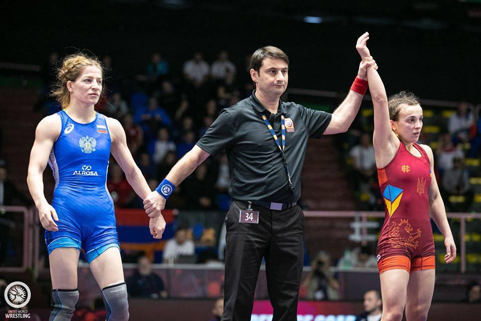 Чемпіонат Європи – жіноча боротьба – Два срібла та дві бронзи