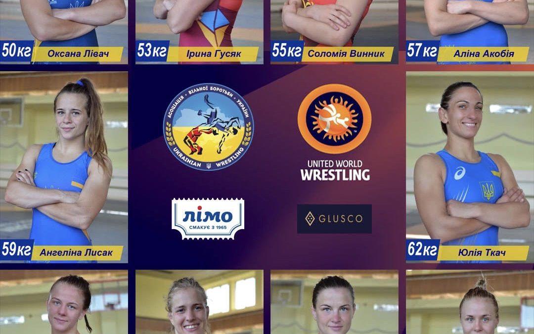 Чемпіонат Європи – жіноча боротьба – кращі сутички
