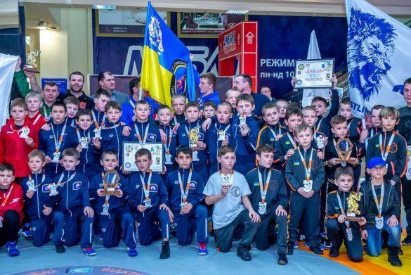 Кубок дитячої ліги боротьби 2020