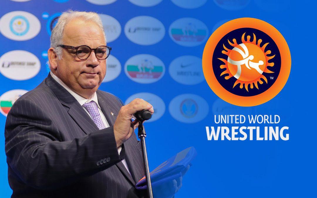 Звернення президента UWW Ненада Лаловича до борцівського світу