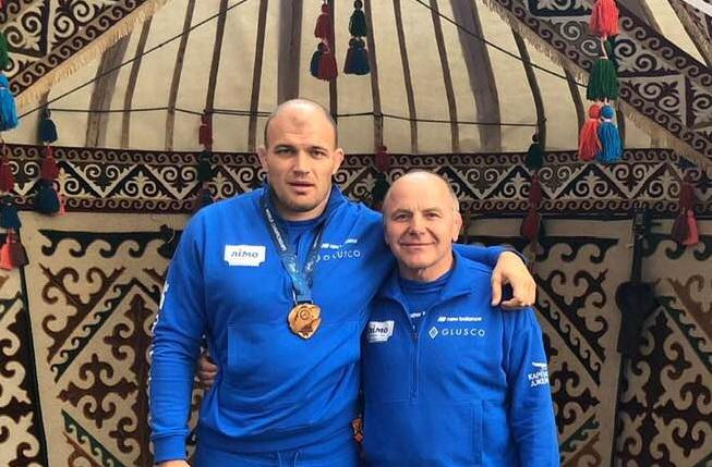 Григорій Данько: «Збірна команда – під контролем»