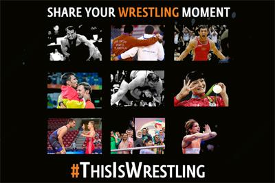 Всесвітній борцівський челендж  #ThisIsWrestling