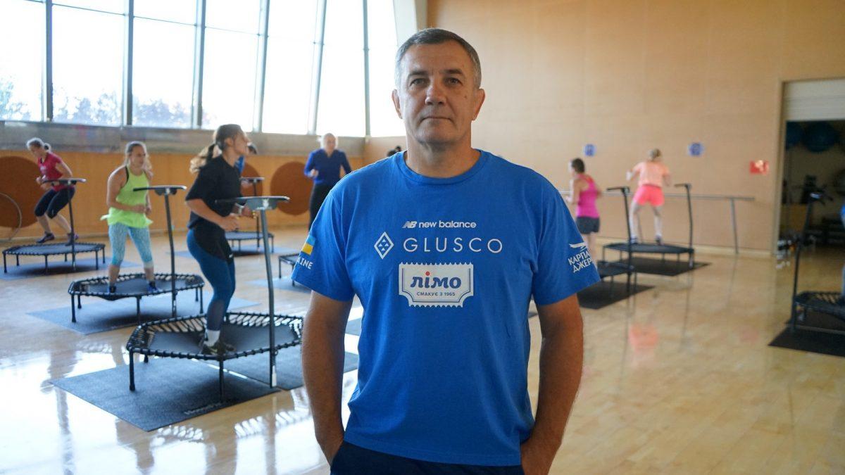 Володимир Євонов: «В нас дуже хороша конкуренція в олімпійських категоріях»