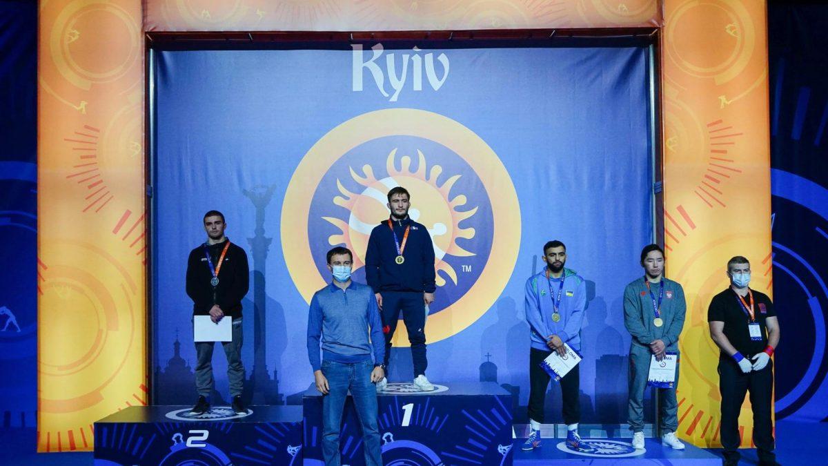 Повні результати Kyiv Open Cup