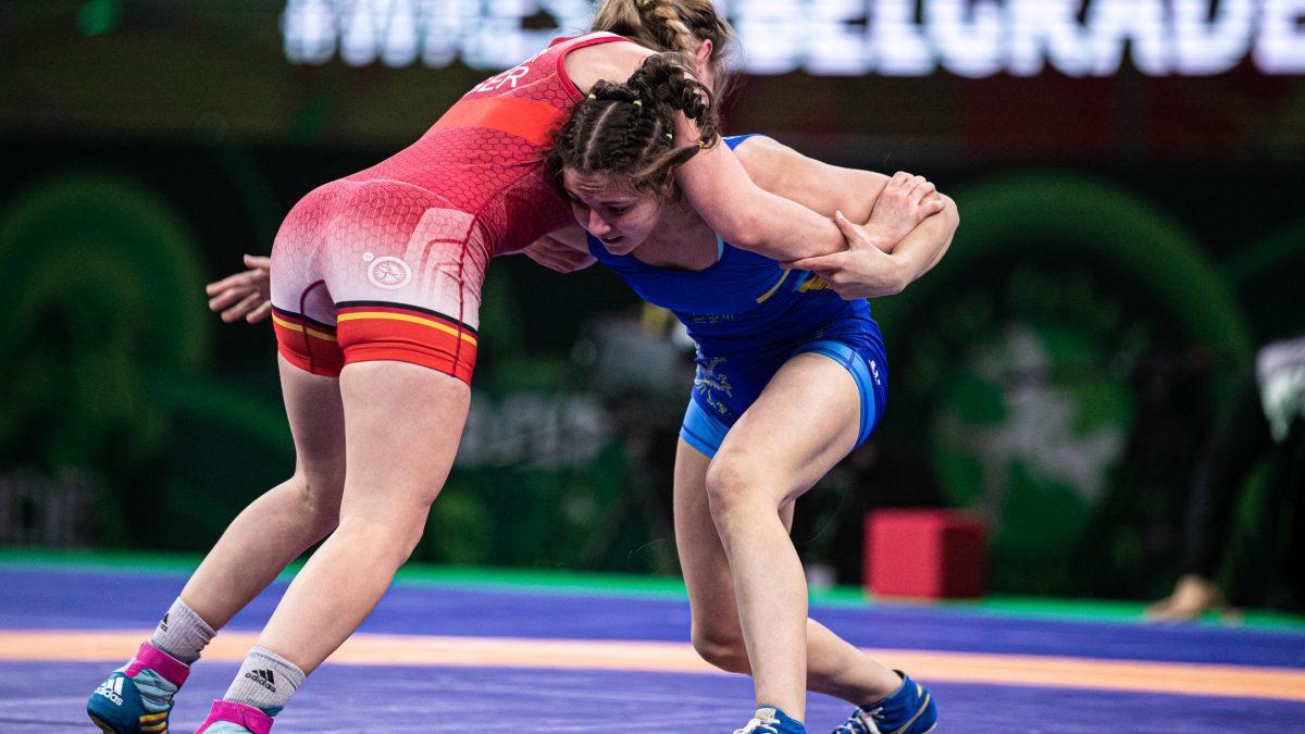 Кращі сутичики Індивідуального Кубку світу – Жіноча боротьба