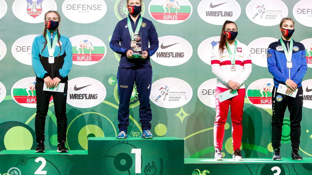 Катерина Зелених – бронзова призерка Індивідуального Кубку світу