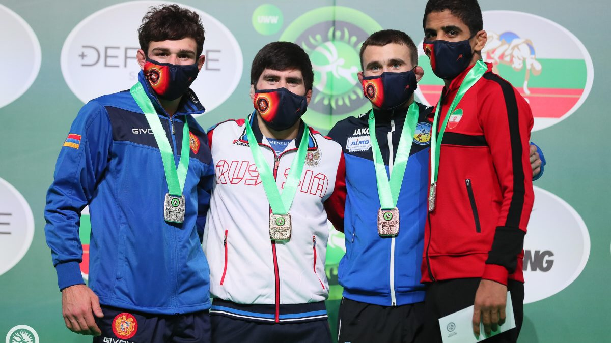 Андрій Яценко – бронзовий призер Індивідуального Кубку світу