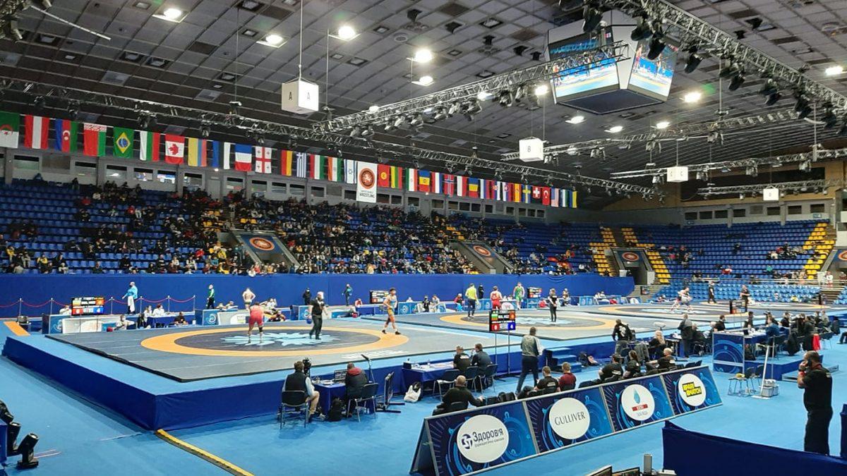Результати Київського Міжнародного турніру