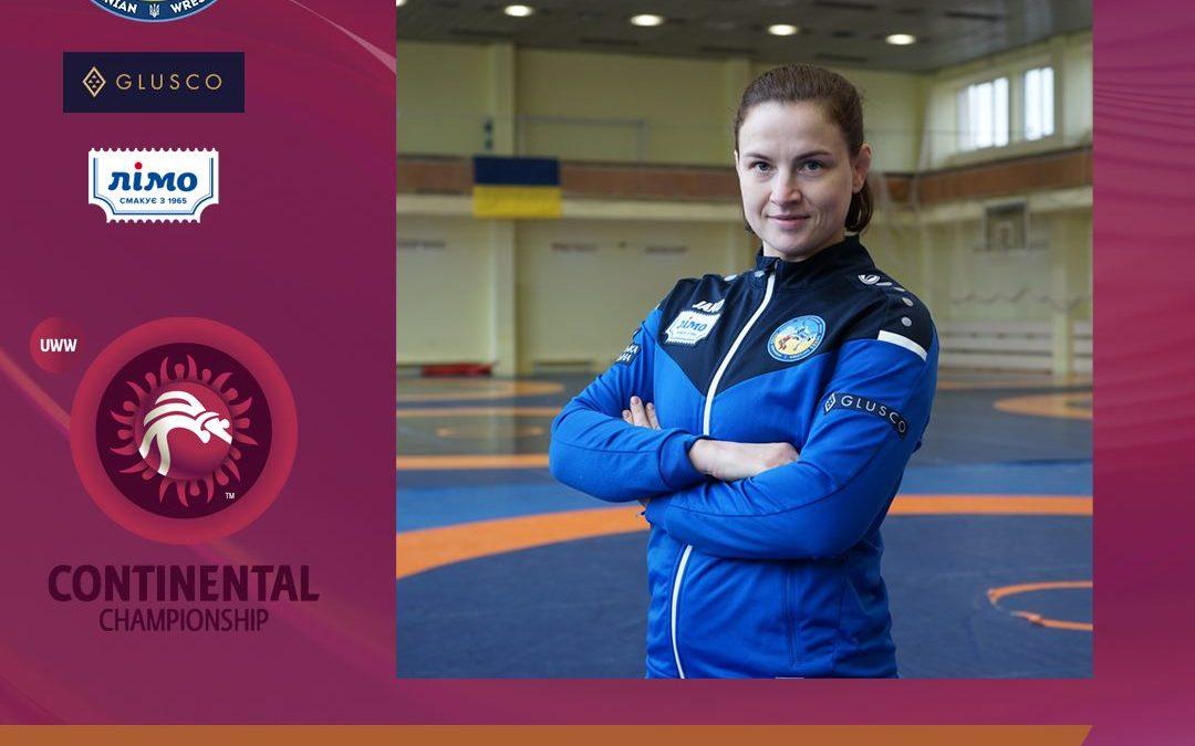 Аліна Бережна – бронзова призерка ЧЄ
