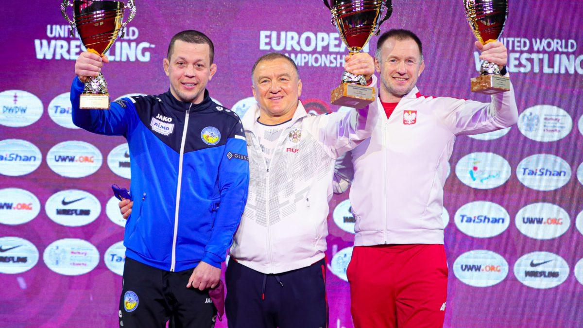 Андрій Стаднік: «На чемпіонат Європи приїхали всі володарки ліцензій»