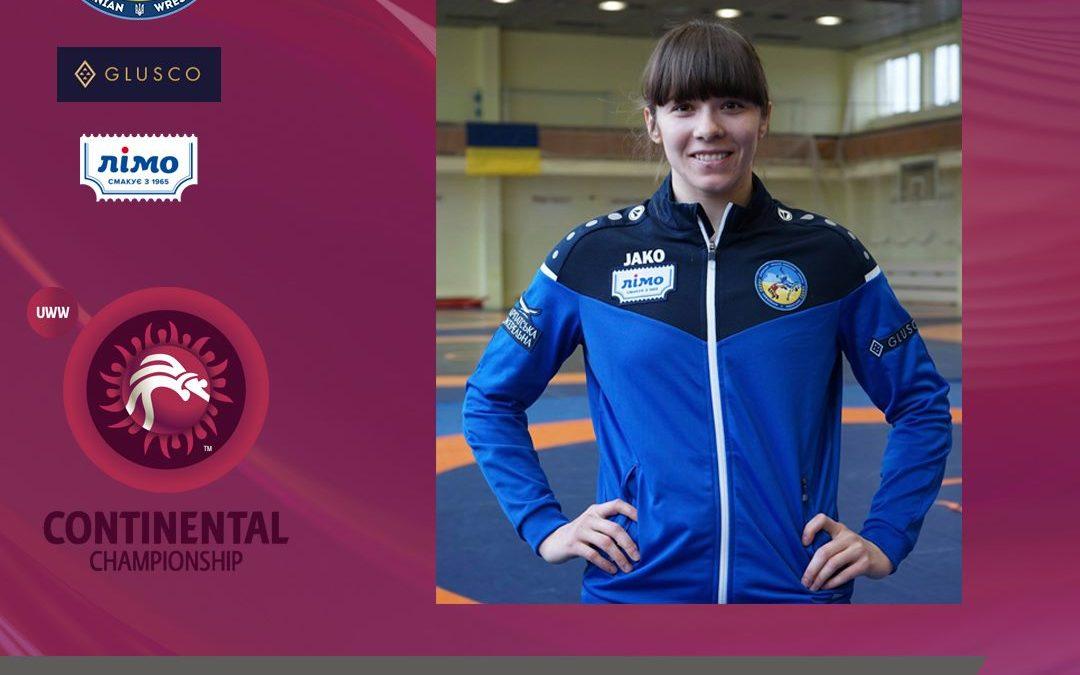 Тетяна Ріжко – віце-чемпіонка Європи