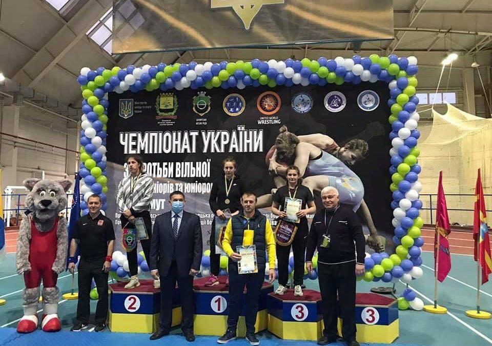 Чемпіонат України серед юніорок – РЕЗУЛЬТАТИ
