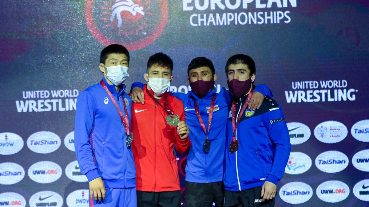 Каміль Керімов – бронзовий призер ЧЄ