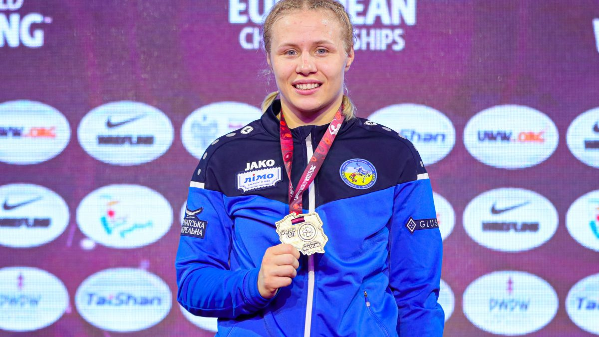 Алла Белінська – чемпіонка Європи!