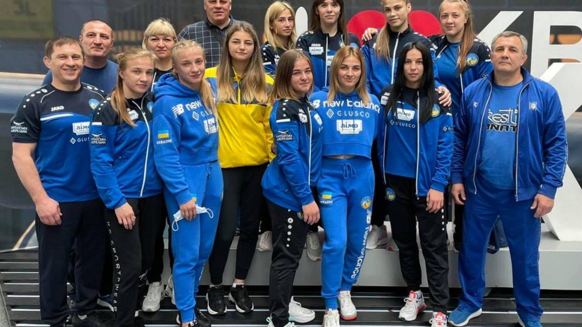 Чемпіонат Європи U23 – дівчата. Результати