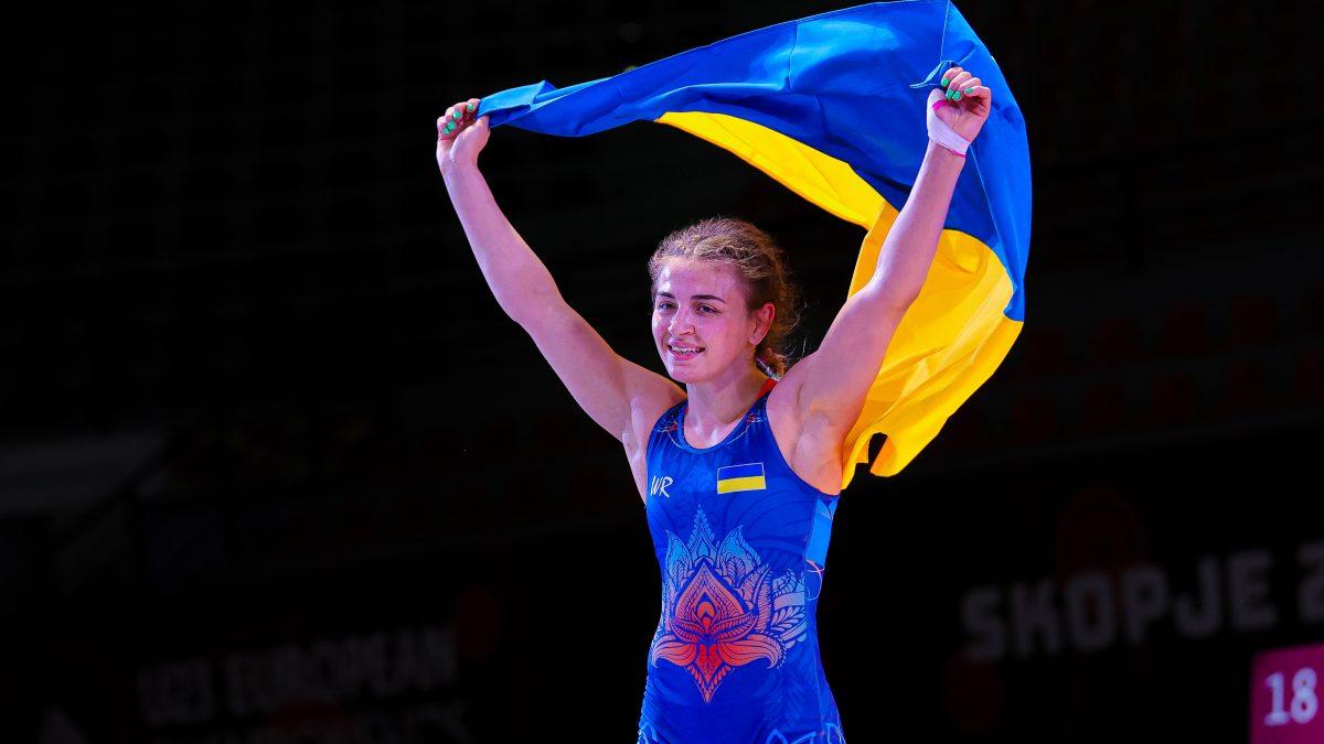 Аліна Грушина – чемпіонка Європи U23. ФОТО