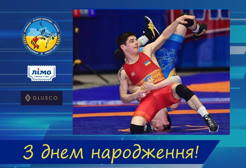 Вітаємо Валентина Блясецького!