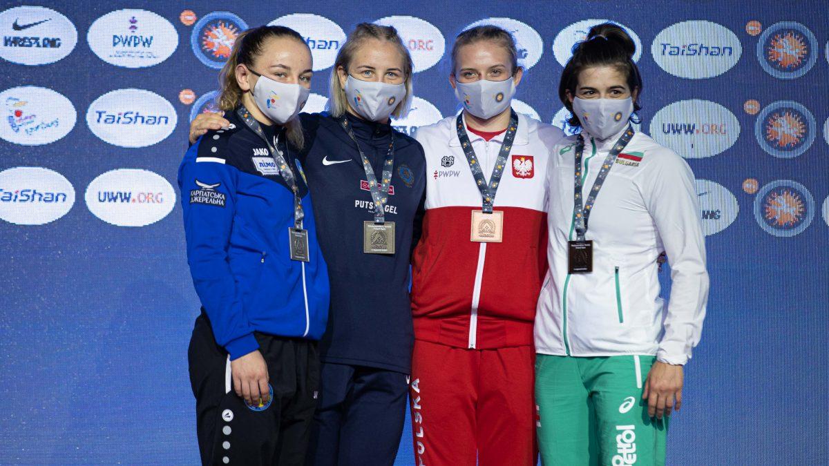 Анастасія Лавренчук – віце-чемпіонка Open Poland. ВІДЕО