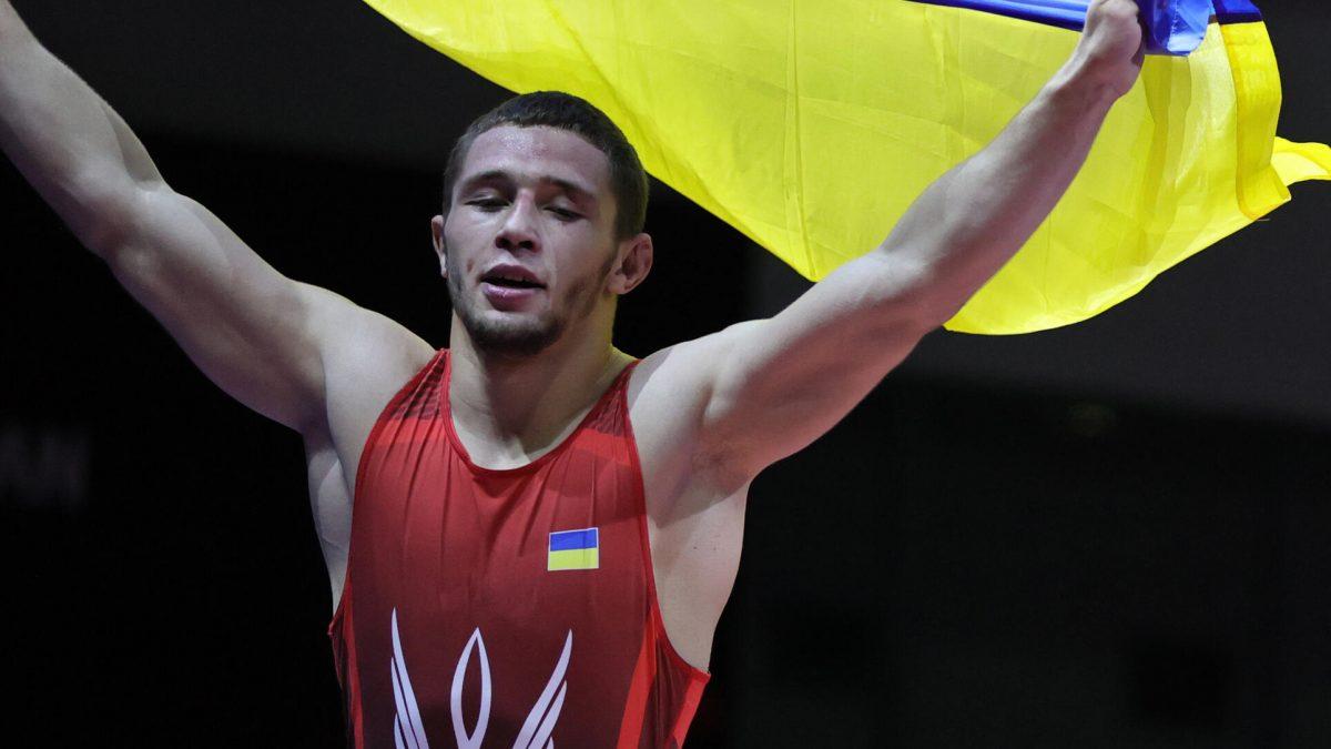 ЧЄ серед кадетів: Олександр Мамрош – чемпіон! Віталій Гончар – бронзовий призер. ФОТО