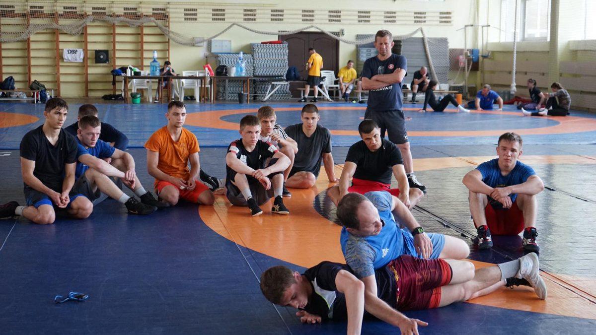 Збір юніорської команди. ФОТО