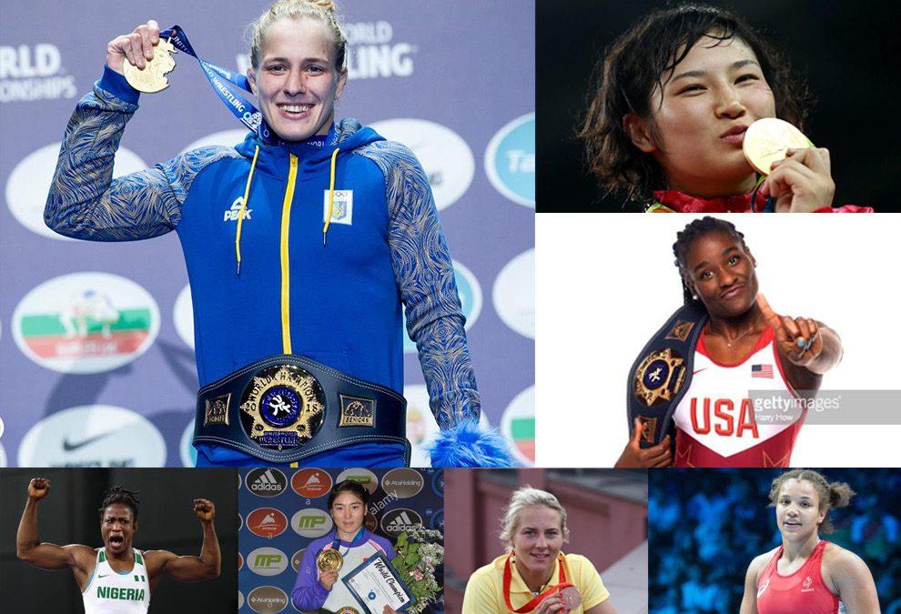 Хто є хто на Олімпіаді у вазі 68 кг