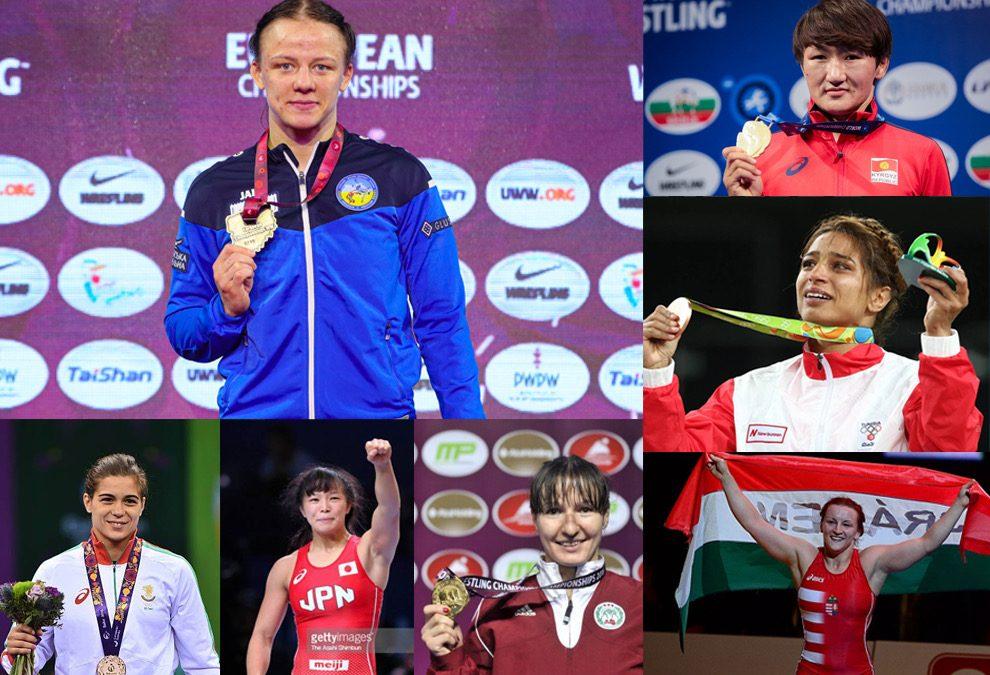Олімпіада: Хто є хто у вазі 62 кг