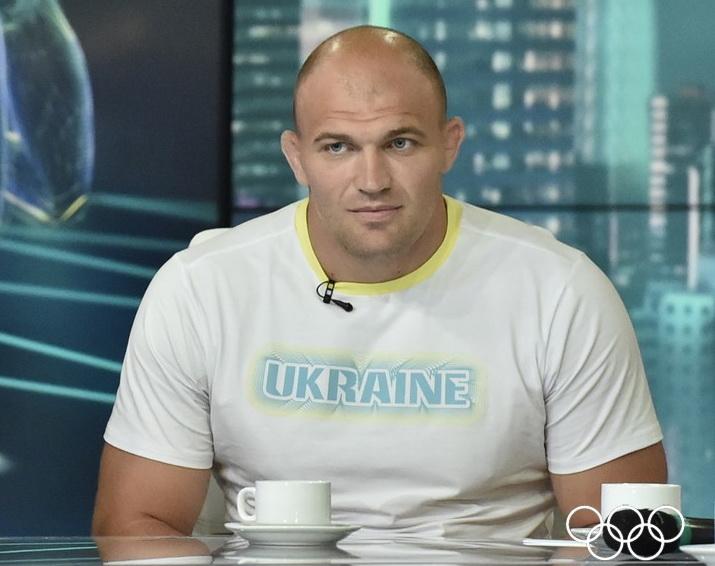 Олександр Хоцянівський: «В мене борцівська генетика»