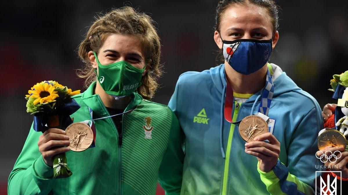 Ірина Коляденко здобуває бронзу Олімпіади! ФОТО