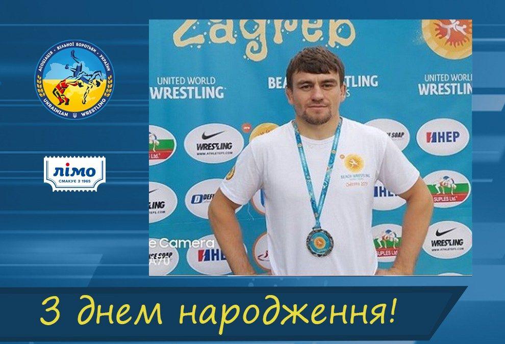Вітаємо Семена Радулова!