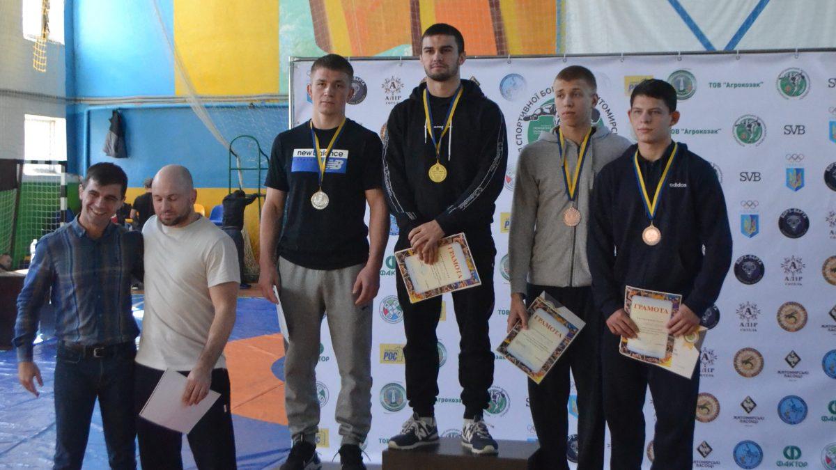 Фінальні сутички чемпіонату України U23