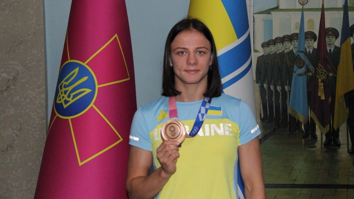 Ірина Коляденко: «Я не обирала вільну боротьбу, вона сама обрала мене»