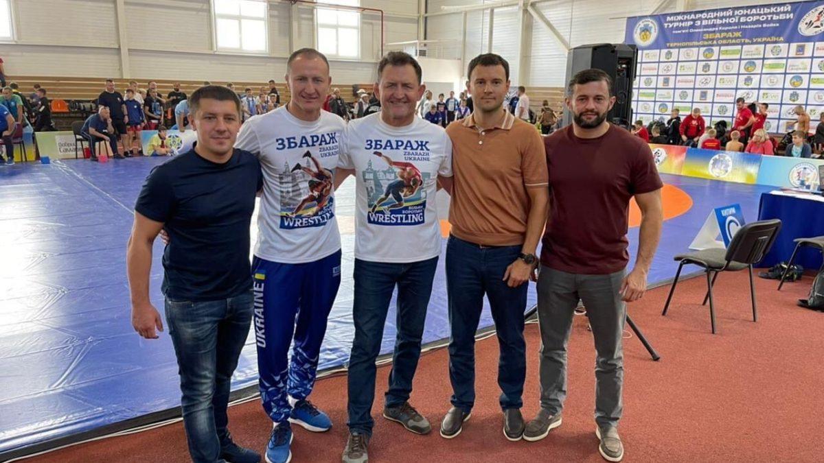 Турнір Короля та Бойка провели в новому спорткомплексі