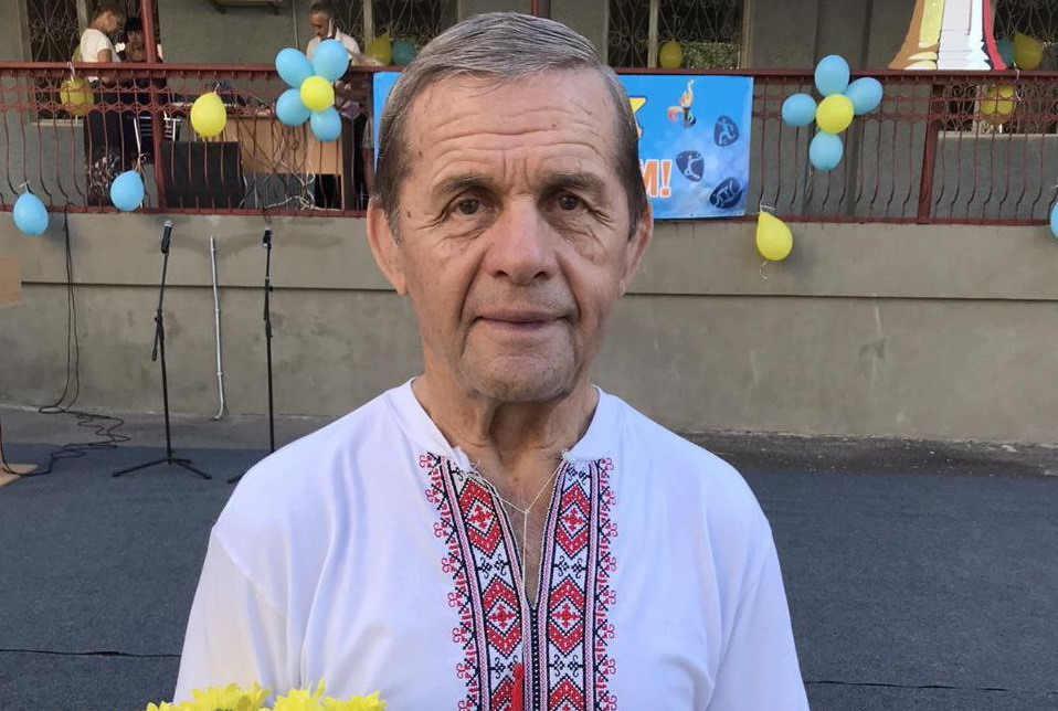 Вітаємо Віктора Лушнікова!